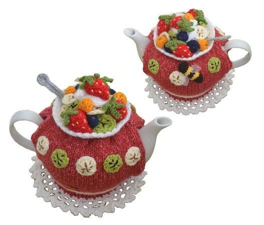 Fruit Salad Tea Cosy