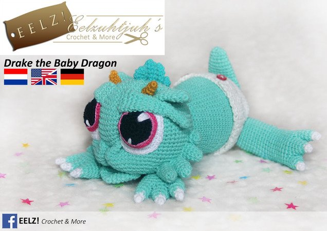 Drake the Baby Dragon - Deutsch