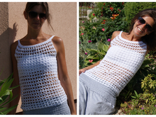 Top HOT SUMMER (Gr. S - XL)