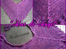 Strickanleitung Alas de Angel