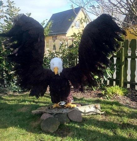 Crochet Eagle | beberouge | 450x439