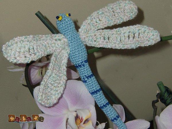 Blumen Orchideen Stecker Libelle Nicht Nur Für Muttertag