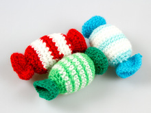 Amigurumi Candy Sweeties Crochet Pattern DIY