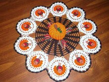 Thanksgiving Doily