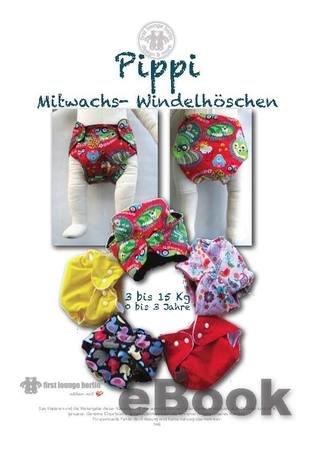 Pippi *** E-Book Windelhose Schwimmwindel Windelhöschen für Baby von ...