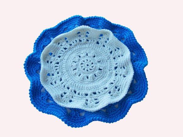 runde Kissenplatte,einfarbig oder bunt, verschiedene Größen, leichte ...