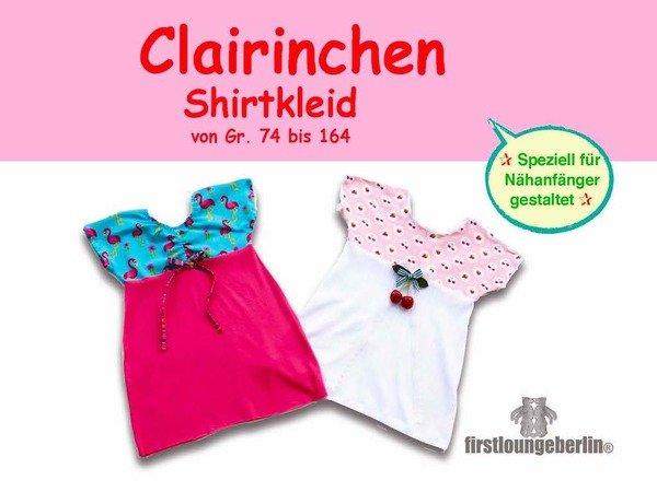 Kinderkleid nähen / Kinder-Tunika nähen / DIY