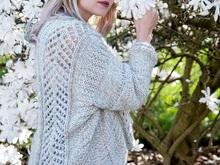 Pullover stricken anleitung ganz einfach herrlich leicht for Strickanleitung strickjacke einfach