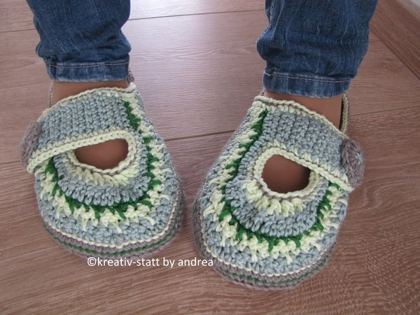 Slippers - Clogs - Pantolette, all sizes, for beginners ...