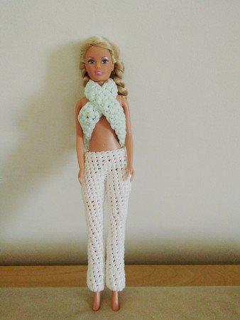 Puppenhose häkeln // Sommerhose für Puppen