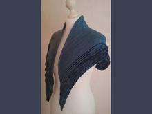 Poseidon - shawl (knitting)
