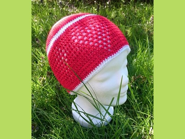 Amor - hat / cap (crocheting)