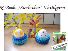 "E-Book: ""Eierbecher"" Textilgarn"