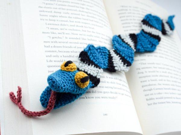 Amigurumi snake crochet pattern | 450x600