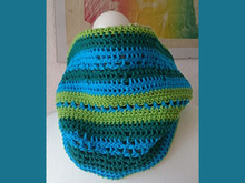 Symbiose-Male - cowl, my boshi (crocheting)
