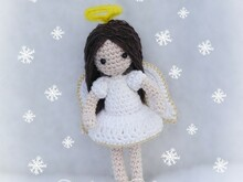 Amigurumi Angel pattern