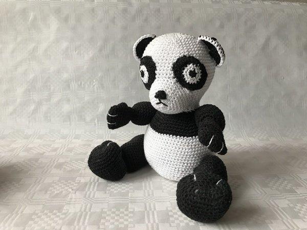 Amigurumi De Panda : Amigurumi Panda Paul - Hakelanleitung Pandabar