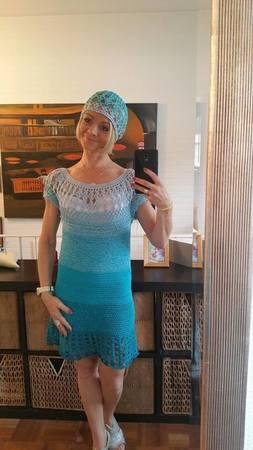 Sommerkleid Kleid Mit Mützen Anleitung Häkeln