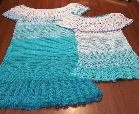 Sommer Kleid Häkeln