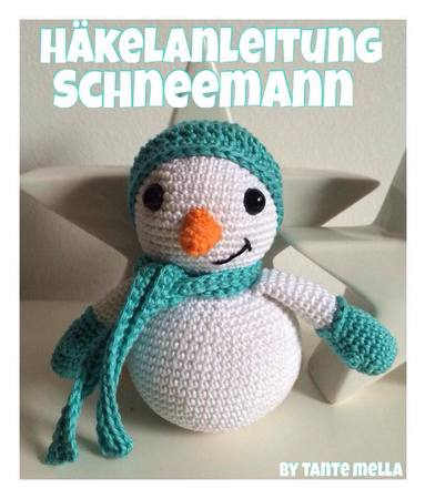 Gratis Schneemann Häkeln Gratis Deko Diy