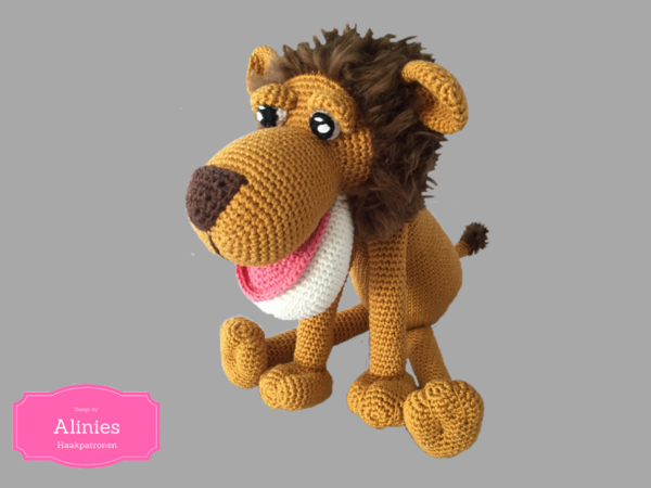 Lion Amigurumi Dutch Deutsch And English Us Terms