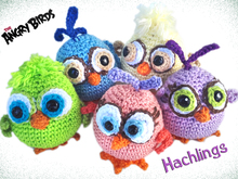 Hatchlings - Angry Birds