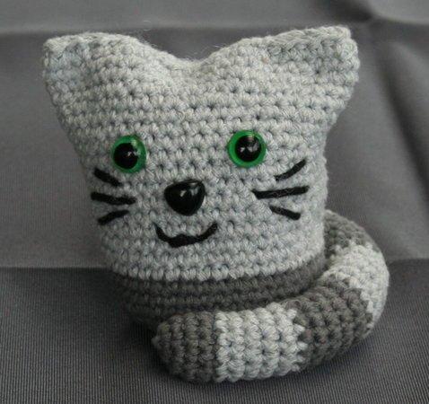 Süßes Katze Cat In Zwei Größen Als Türstopper Oder Briefbeschwerer