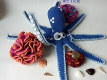 Crochet Pattern Octopus Calli
