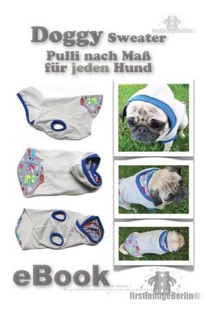 Doggy *** Hunde-Sweater nach Maß eBook Pdf-Datei Nähanleitung ...