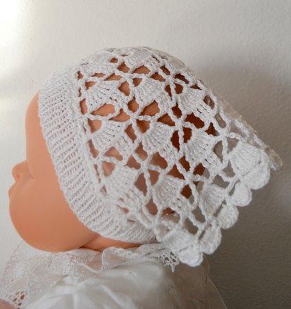 Kopftuch Häkeln Für Babys Kinder Luftig