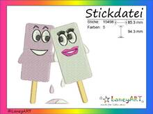 "Stickdatei ""Eis"" Pes Format (Deco, Brother, Babylock)"