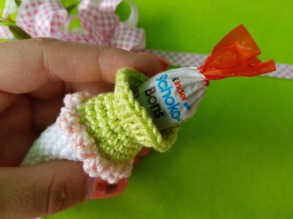 Häkelanleitung Mini Schultütezuckertüte Deko Anhänger Zum Schulanfang