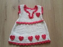 Strickanleitung Kleid Größe 56-104 Baby Love Collection No.1
