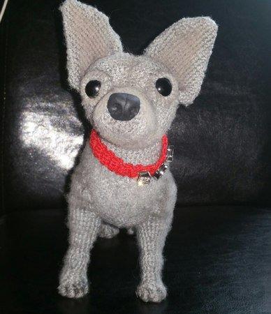Chihuahua Häkelanleitung PDF