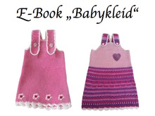 "E-Book: ""Babykleid"" Gr. 56-74 (2 Variationen)"