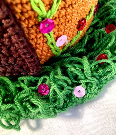Crochet Patterns - Cat Doorstop Crochet Pattern   450x388