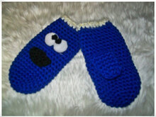 Children's Crochet Mitten Pattern