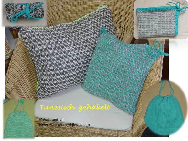 kissen tunesisch h keln my blog. Black Bedroom Furniture Sets. Home Design Ideas