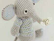 Amigurumi Elefanten Häkeln Crazypatternnet