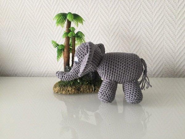 elefant h keln amigurumi deko h keln