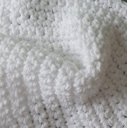 Simple Dishcloth Pattern Free