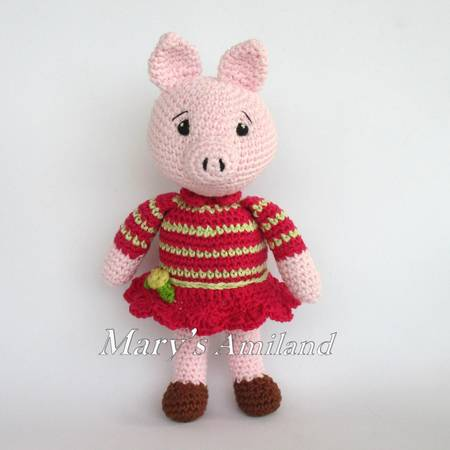 Miss Pig The Ami