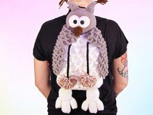 Backbag Owl Hadwig