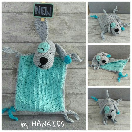 Clifford the Red Dog Children's Book Character Hat Crochet Pattern ... | 450x450
