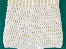 Windelhose Für Babys Häkeln 0 3 Monate