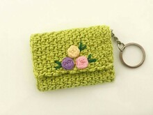 Free Crochet Pattern for Beginners Coin purse
