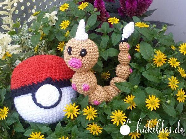 Anleitung Pokemon Hornliu Babyrassel