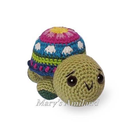 Turtle Amigurumi | 450x450