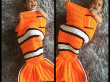 Nemo Snugglesack for baby