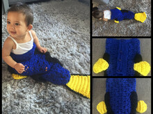 Dory Snugglesack for baby